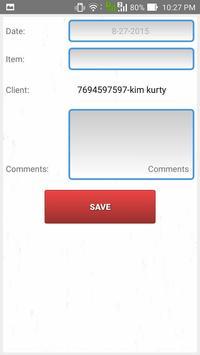 Secure-z apk screenshot