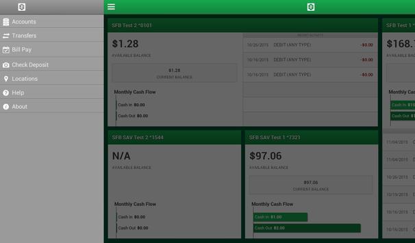 SFB Mobile Tablet apk screenshot