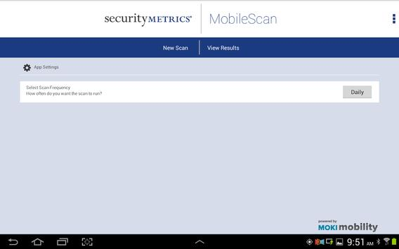 MobileScan Classic apk screenshot