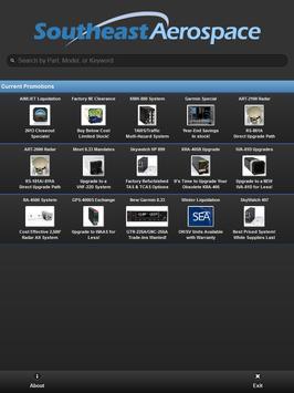 SEA Parts Sales apk screenshot