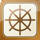 Distance M icon