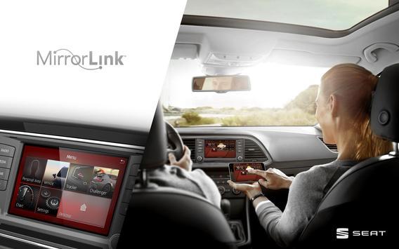 SEAT DriveApp apk screenshot