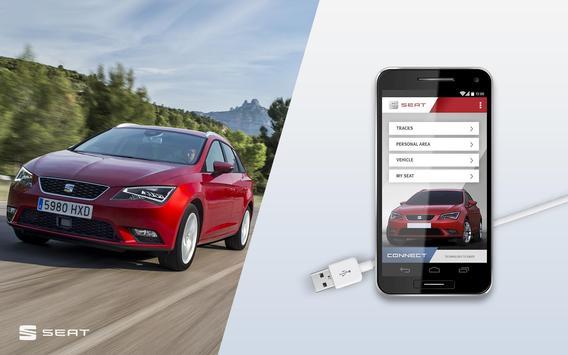 SEAT ConnectApp apk screenshot