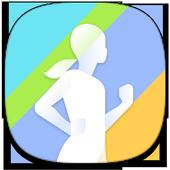S Health icon