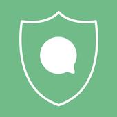 KNOX Message BETA Green skin icon
