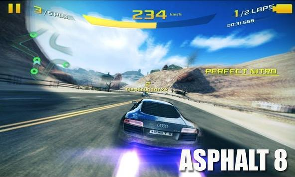 Guide ;Asphalt 8 airborne apk screenshot