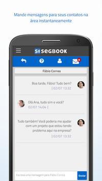 Segbook apk screenshot