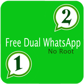 Whats Duo App Chat icon