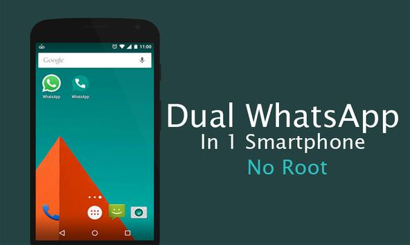 Whats Duo App Chat poster