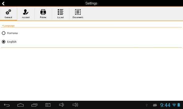Sedona POS apk screenshot