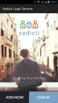 Sedicii Demo poster