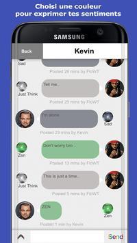 Thinks Messenger apk screenshot