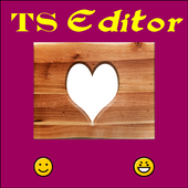 TS Editor(Text+sticker on Pic) icon
