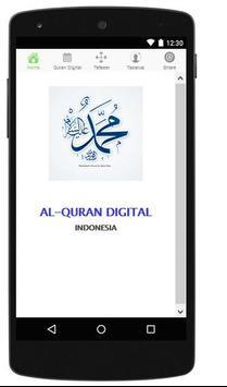 Darul Takzim Quran Digital poster