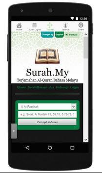 Darul Takzim Quran Digital apk screenshot