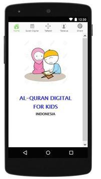 Quran Kanak Kanak Khaamisa poster