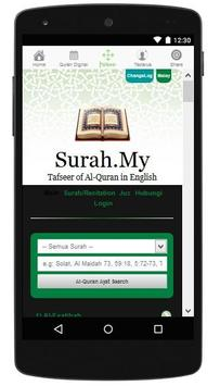 Quran Kanak Kanak Khaamisa apk screenshot