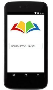 Kamus Indonesia Jawa Offline apk screenshot