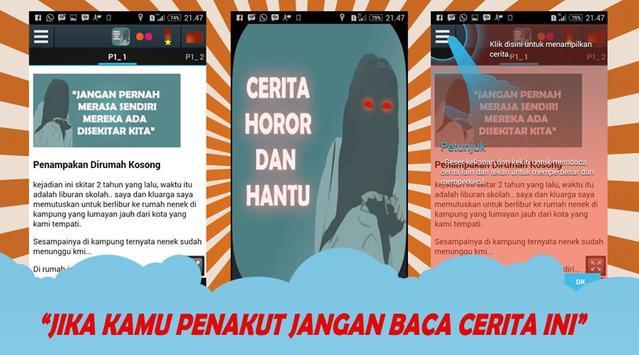 Cerita Horor & Hantu 51 poster