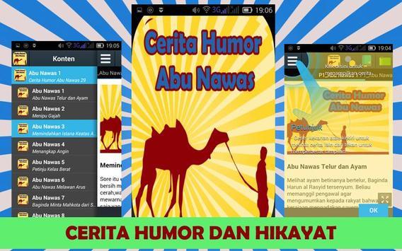 Cerita Humor Abu Nawas 29 apk screenshot