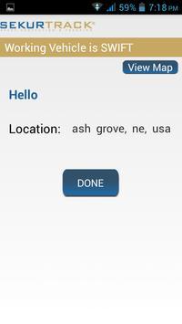 SekurTrack Receiver apk screenshot
