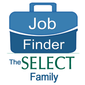 Job Finder from Select Family icon