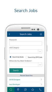 Job Finder from Select Family apk screenshot