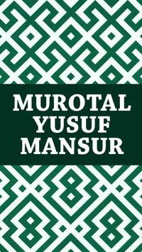 Murotal Yusuf Mansur apk screenshot