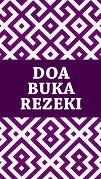 Doa Membuka Rezeki poster