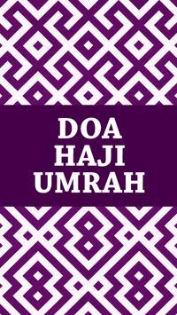 Doa Haji Dan Umrah poster