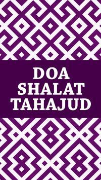 Doa Shalat Tahajud poster