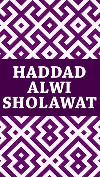 Haddad Alwi Sholawat poster