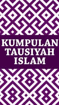 Kumpulan Tausiyah Islam poster