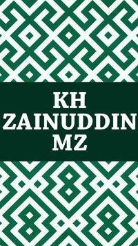KH Zainuddin MZ apk screenshot