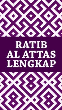 Ratib Al Attas Lengkap poster