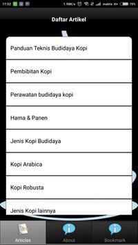 Budidaya Kopi Vol.1 apk screenshot