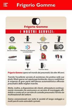 Frigerio Gomme Ausonio apk screenshot