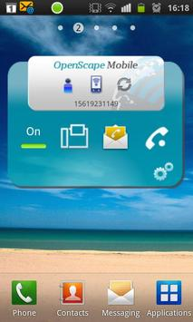OpenScape Mobile poster