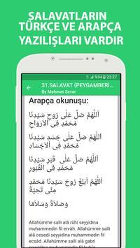 Şifalı Salavatlar apk screenshot