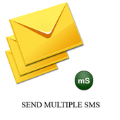 Send Multiple SMS icon