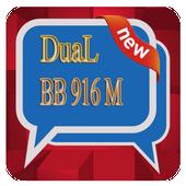 Dual BB 916 Mod icon