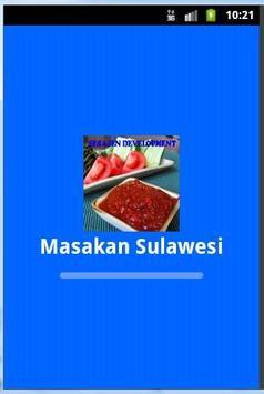 Resep Masakan Sulawesi poster