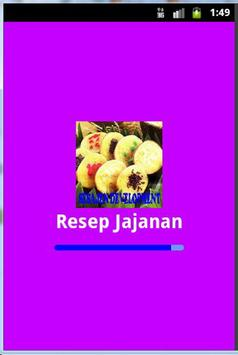 Aneka Resep Jajanan apk screenshot