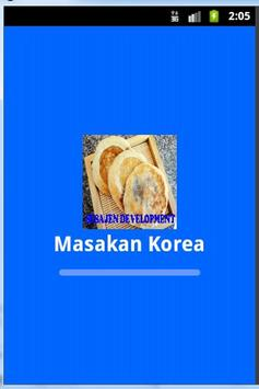 Resep Masakan Korea apk screenshot