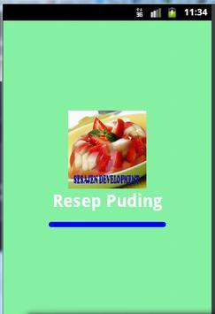 Aneka Resep Puding poster