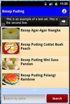 Aneka Resep Puding apk screenshot