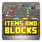 Item ID & Blocks For MC icon