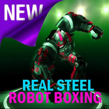 New : REAL STEEL ROBOTBOXING 2 poster