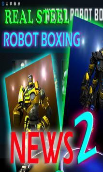 New : REAL STEEL ROBOTBOXING 2 apk screenshot