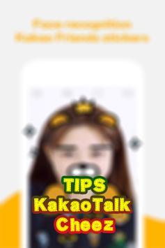 (Tips) KakaoTalk Cheez apk screenshot